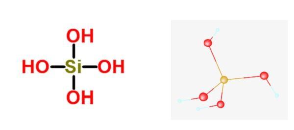 Ácido silico: propriedades, reações e usos 1