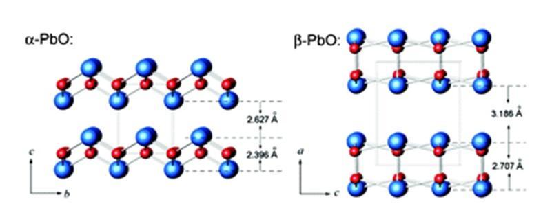 Óxido de plumbose (PbO): fórmula, propriedades, riscos e usos 3