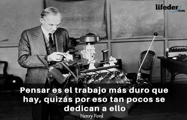 As 50 melhores frases de Henry Ford 5
