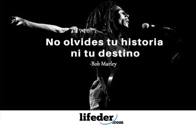 As 100 melhores frases de Bob Marley (amor, paz, vida) 5