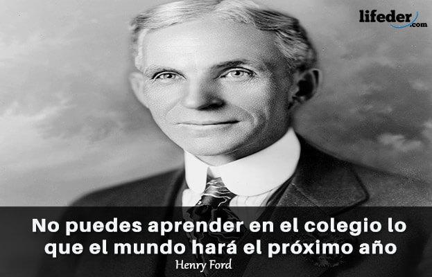 As 50 melhores frases de Henry Ford 8