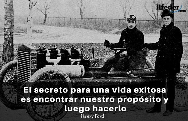 As 50 melhores frases de Henry Ford 9