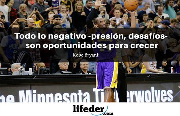 As 17 melhores frases de Kobe Bryant 2