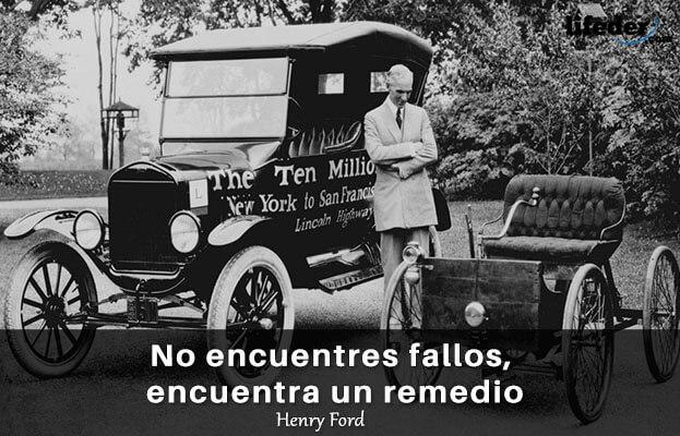 As 50 melhores frases de Henry Ford 13