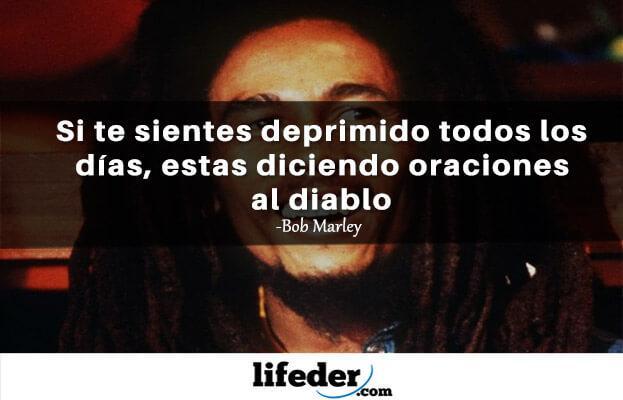 As 100 melhores frases de Bob Marley (amor, paz, vida) 17