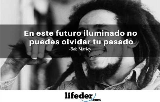 As 100 melhores frases de Bob Marley (amor, paz, vida) 19