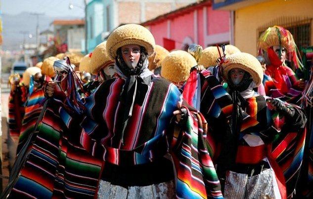 5 Trajes típicos de Chiapas e suas características 5