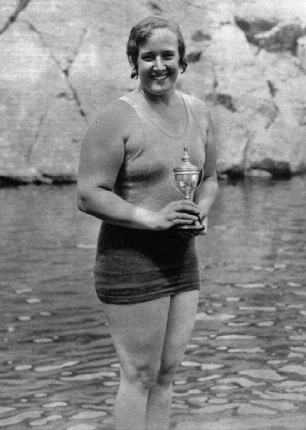 Clara Stauffer: biografia 1