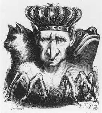 Baal (Demônio): História, Etimologia 1