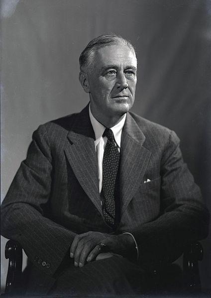 Franklin D. Roosevelt: biografia, presidência e fatos 11