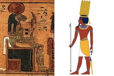 Os 50 deuses egípcios mais importantes e suas histórias 29
