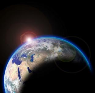 Qual é a forma da terra? 1