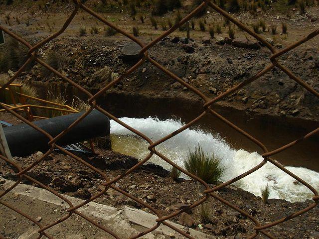 Problemas relacionados a substâncias ácidas e básicas no meio ambiente 3