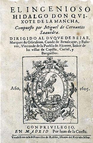 Miguel de Cervantes: biografias e obras 3