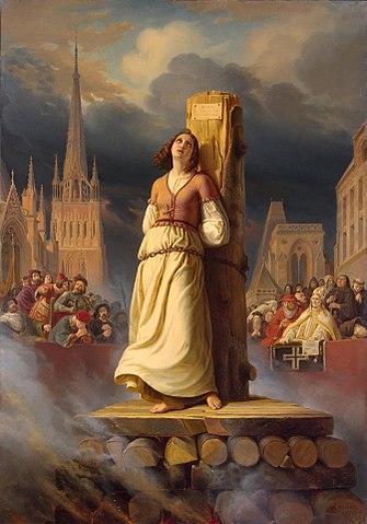Joana d'Arc: biografia da heroína francesa 4