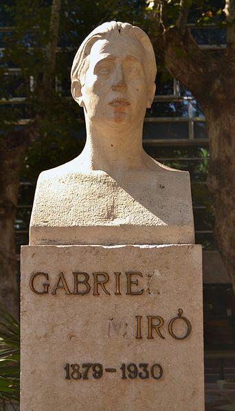 Gabriel Miró: biografia, estilo e obras 3