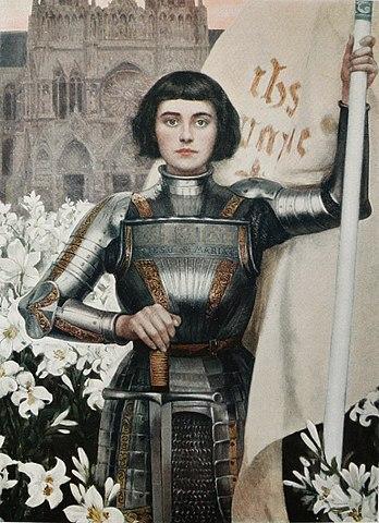 Joana d'Arc: biografia da heroína francesa 3