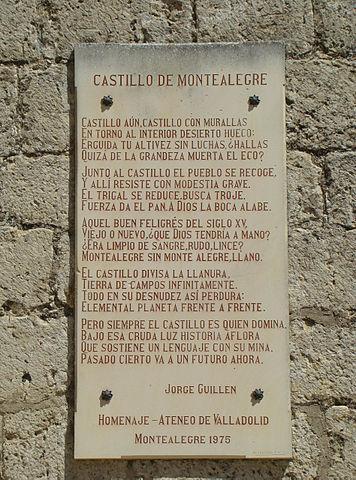 Jorge Guillén: biografia, estilo e obras 2