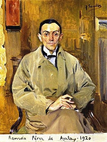 Ramón Pérez de Ayala: biografia, estilo e obras 2