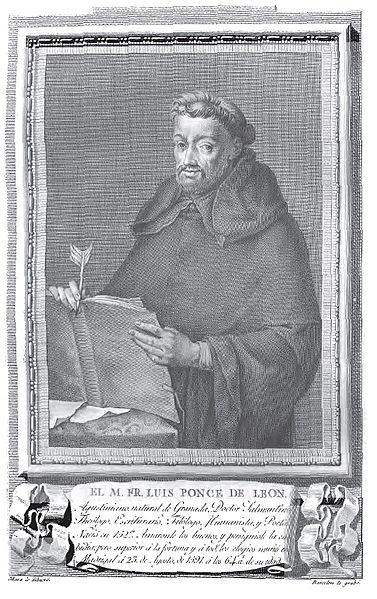 Fray Luis de León: biografia, estilo literário e obras 1