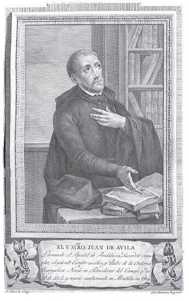 San Juan de Ávila: biografia e obras 1
