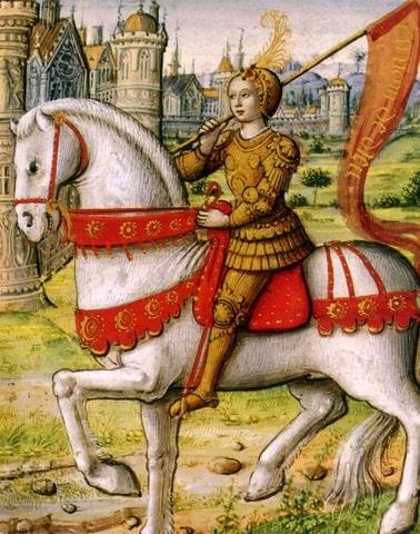 Joana d'Arc: biografia da heroína francesa 2