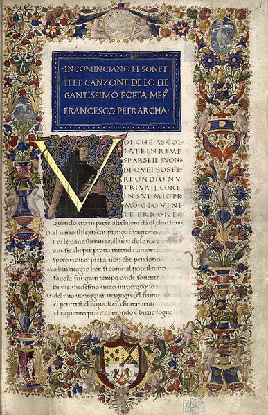 Petrarca: Biografia e Obras 3