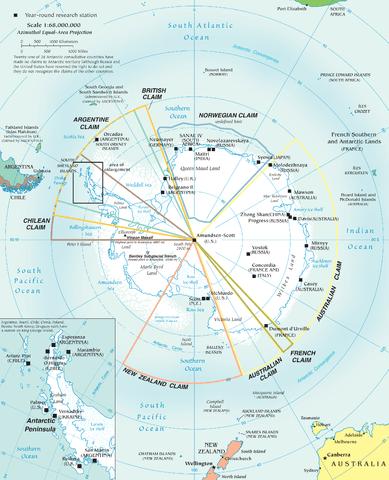Regiões biogeográficas do mundo e suas características 5
