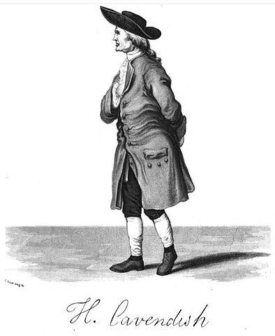 Henry Cavendish: biografia e contribuições 1