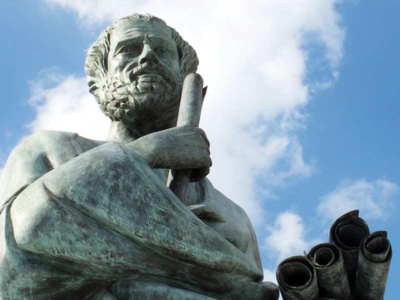 As 4 invenções mais destacadas de Aristóteles 1