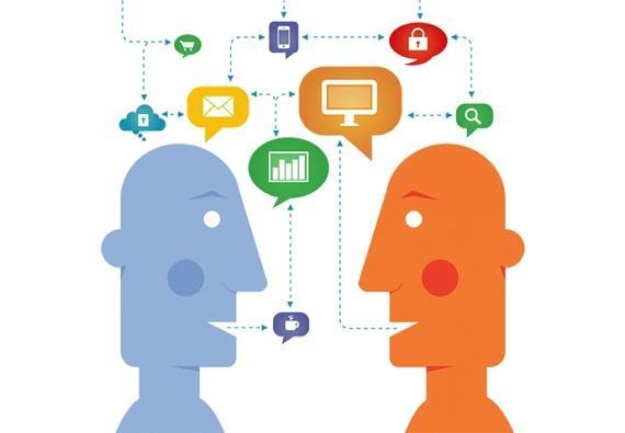 Distinção entre comunicação oral e escrita: características 3