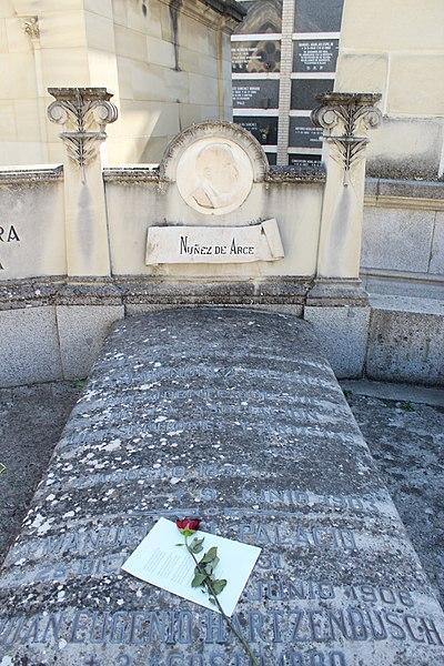 Gaspar Núñez de Arce: biografia e obras 2