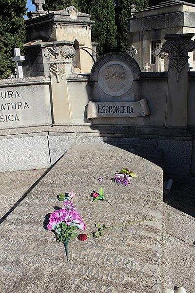 José de Espronceda: biografia e obras 2