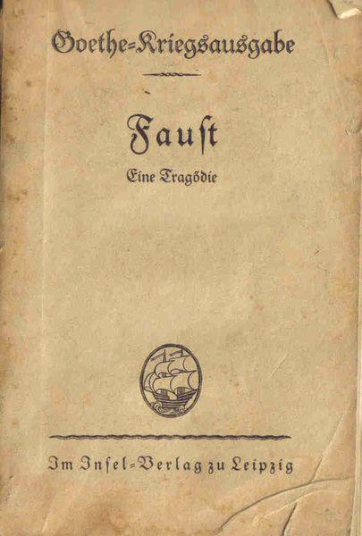 Johann Wolfgang von Goethe: biografia e obras 3
