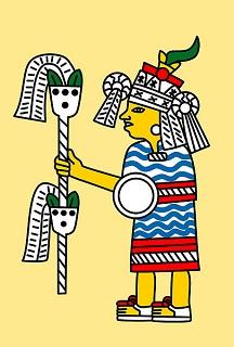 Os 30 deuses toltecas mais importantes 6
