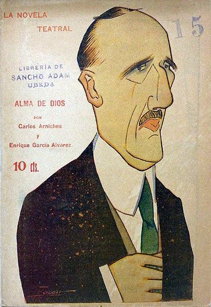 Carlos Arniches: biografia, estilo e obras 3