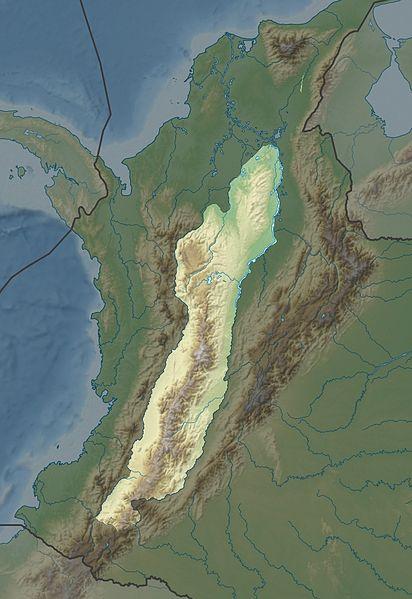 Cordilheira Central da Colômbia: características, formação, relevo 1