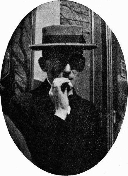 Hugo Ball: biografia, estilo, principais obras 1