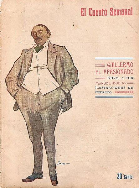 Manuel Bueno Bengoechea: biografia, estilo e obras 3