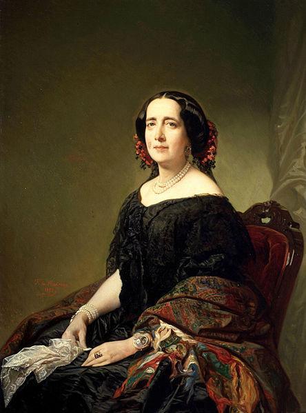 Gertrudis Gómez de Avellaneda: biografia e obras 1