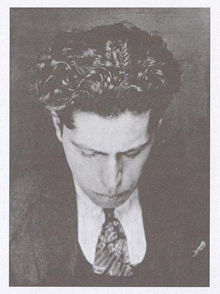 Germán List Arzubide: biografia, obras 1