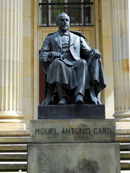 Miguel Antonio Caro: biografia, estilo literário, obras 2