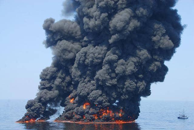 Derramamento de óleo no Golfo do México (2010): causas, consequências 2