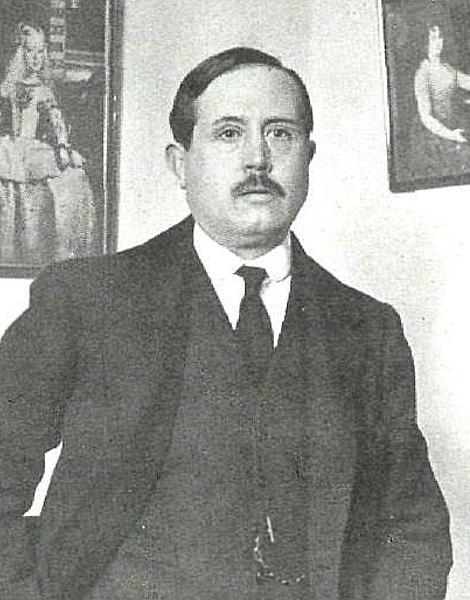Azorín (José Martínez Ruiz): biografia, estilo e obras 1