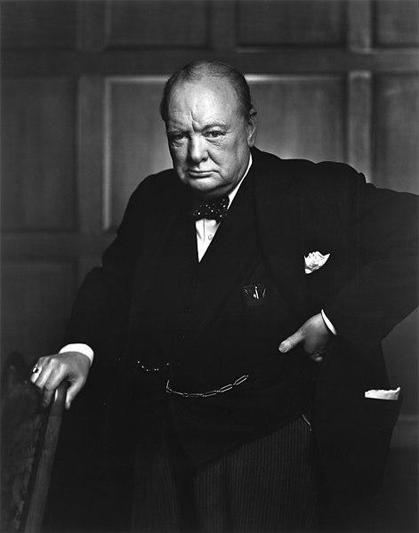 Winston Churchill: biografia, governo e obras publicadas 17