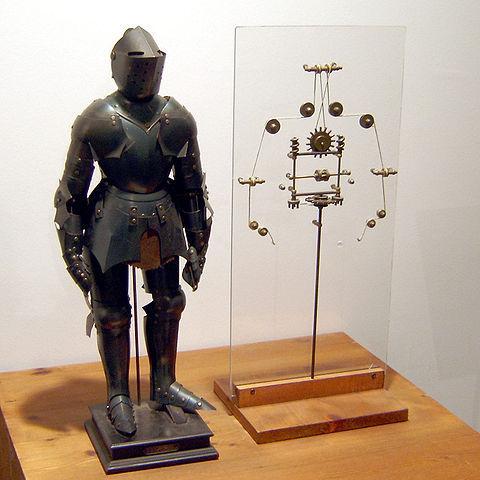 História dos robôs: do primeiro ao presente 2