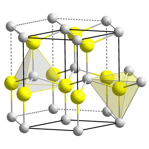 Sulfeto de zinco (ZnS): estrutura, propriedades e usos 3