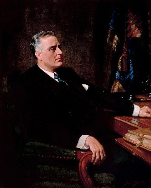 Franklin D. Roosevelt: biografia, presidência e fatos 1