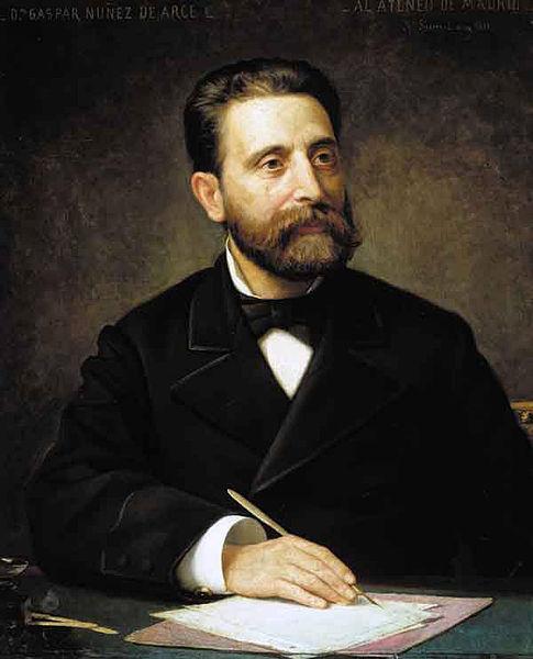 Gaspar Núñez de Arce: biografia e obras 1