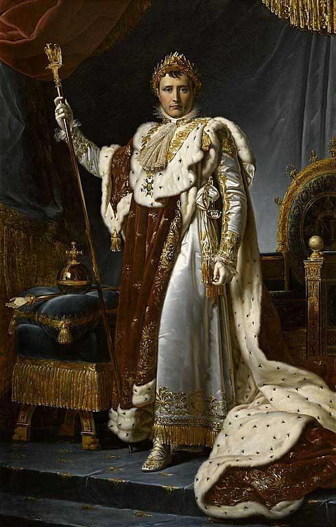 Napoleão Bonaparte: biografia - infância, governo, guerras 16
